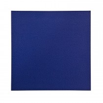 Denby Blue Faux Leather Placemats