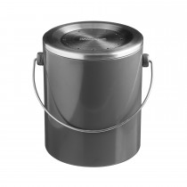 Typhoon Hudson Grey Compost Caddy
