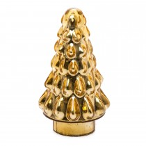 Casa Christmas Tree Hanging Decoration, Antique Gold