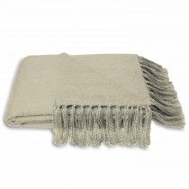 Riva Paoletti Chiltern Throw, Grey