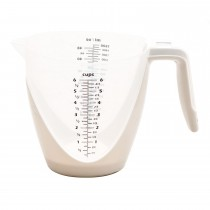 Casa Digital Jug Measuring Scale, White