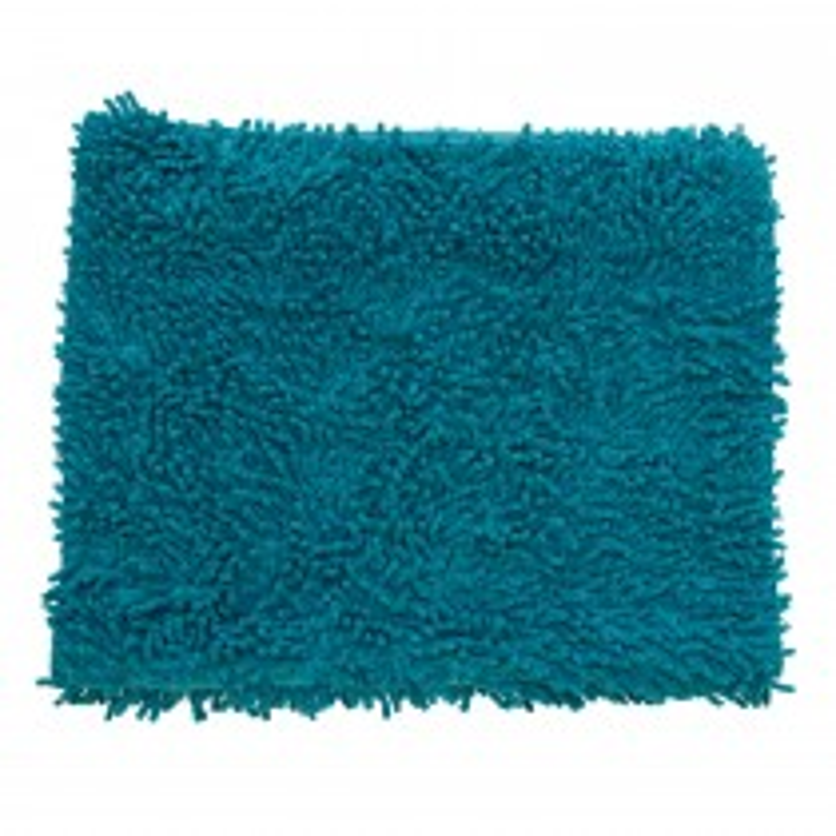 Casa Cotton Loop Bath Mat, Petrol Blue