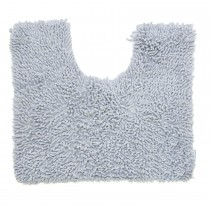 Casa Cotton Loop Ped Mat, Silver