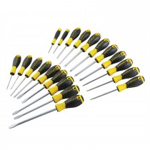 Stanley Essential Screwdriver Set of 20