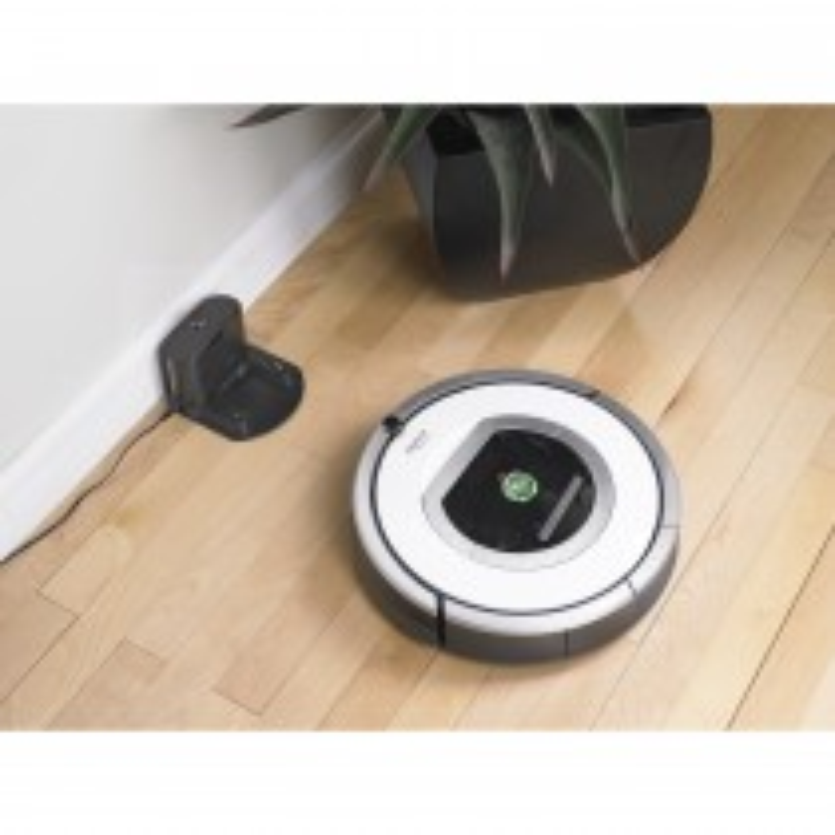 I Robot 776p Irobot Vacuum, Silver / White