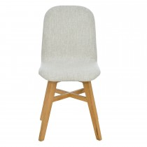 Casa Columbus Fabric Chair