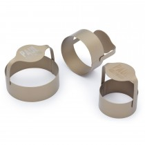 Kitchencraft Paul Hollywood Pastry Cutters Set Of 3