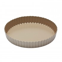 Kitchencraft Paul Hollywood Quiche Tin Loose Base Non stick