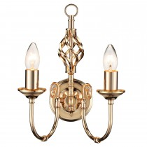 Casa Provence Wall Light, French Gold