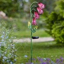Smart Garden Foxglove Solar Light