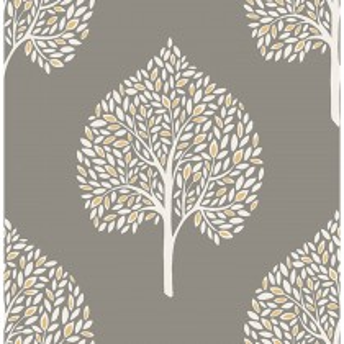 Fine Decor Mirabelle Grove Wallpaper, Grey
