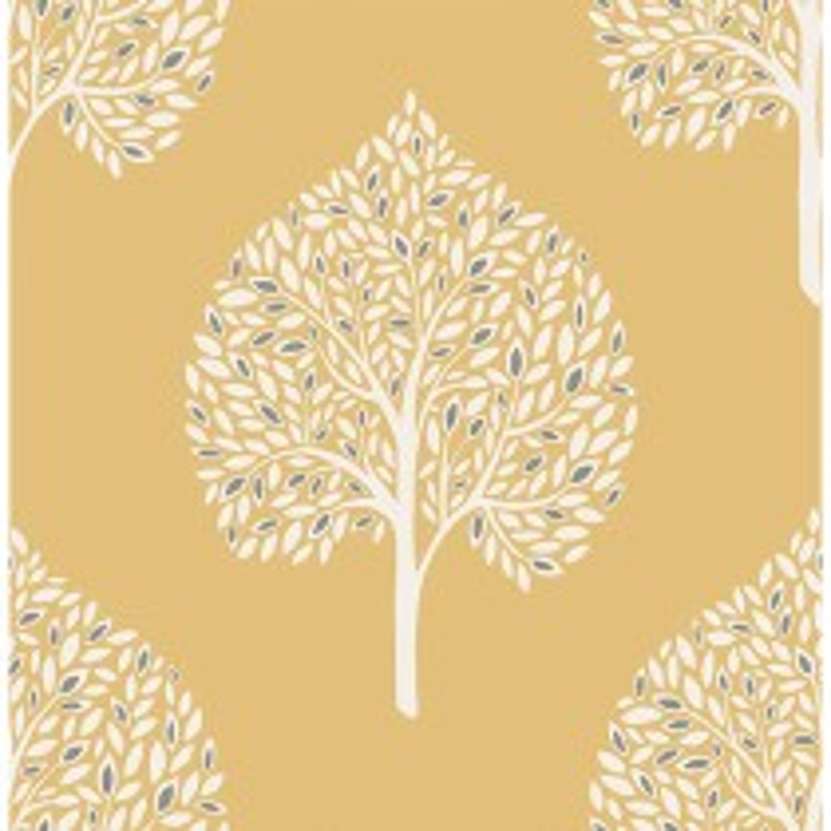 Fine Decor Mirabelle Grove Wallpaper, Yellow