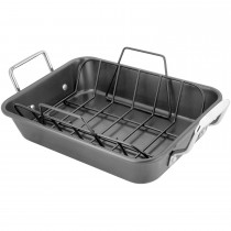 Stellar 30cm Roast & Rack, Grey