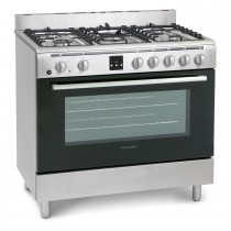 Montpellier MR90DFMX Dual Fuel Cooker