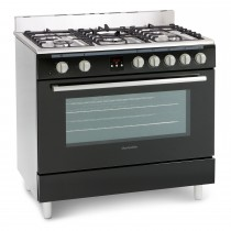 Montpellier MR90DFMK Dual Fuel Cooker