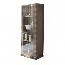 Alf Monaco 1 Door Right Curio Cabinet