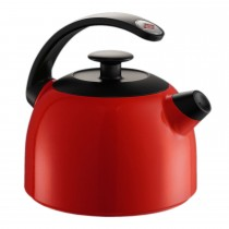 Wesco Whistling Kettle, Red