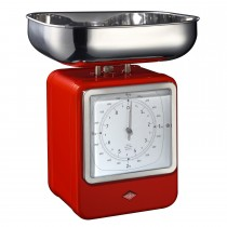 Wesco Retro Scales, Red