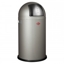 Wesco Pushboy 50l, New Silver