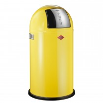 Wesco Pushboy 50l, Lemon Yellow