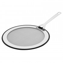 Le Creuset 3ply Splatter Guard, Stainless Steel