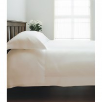 Belledorm Egyptian Cotton Fitted Sheet,6ft, Ivory