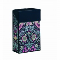 Briers Strawberry Thief Seed Tin, Blue