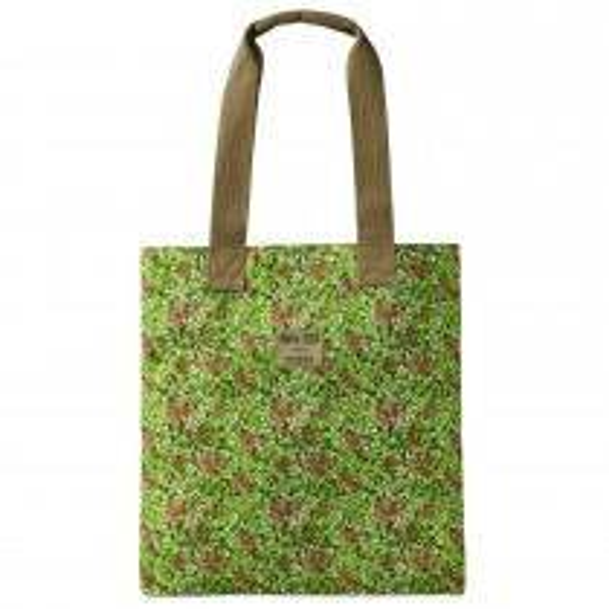 Briers Honeysuckle Tote Bag, Green