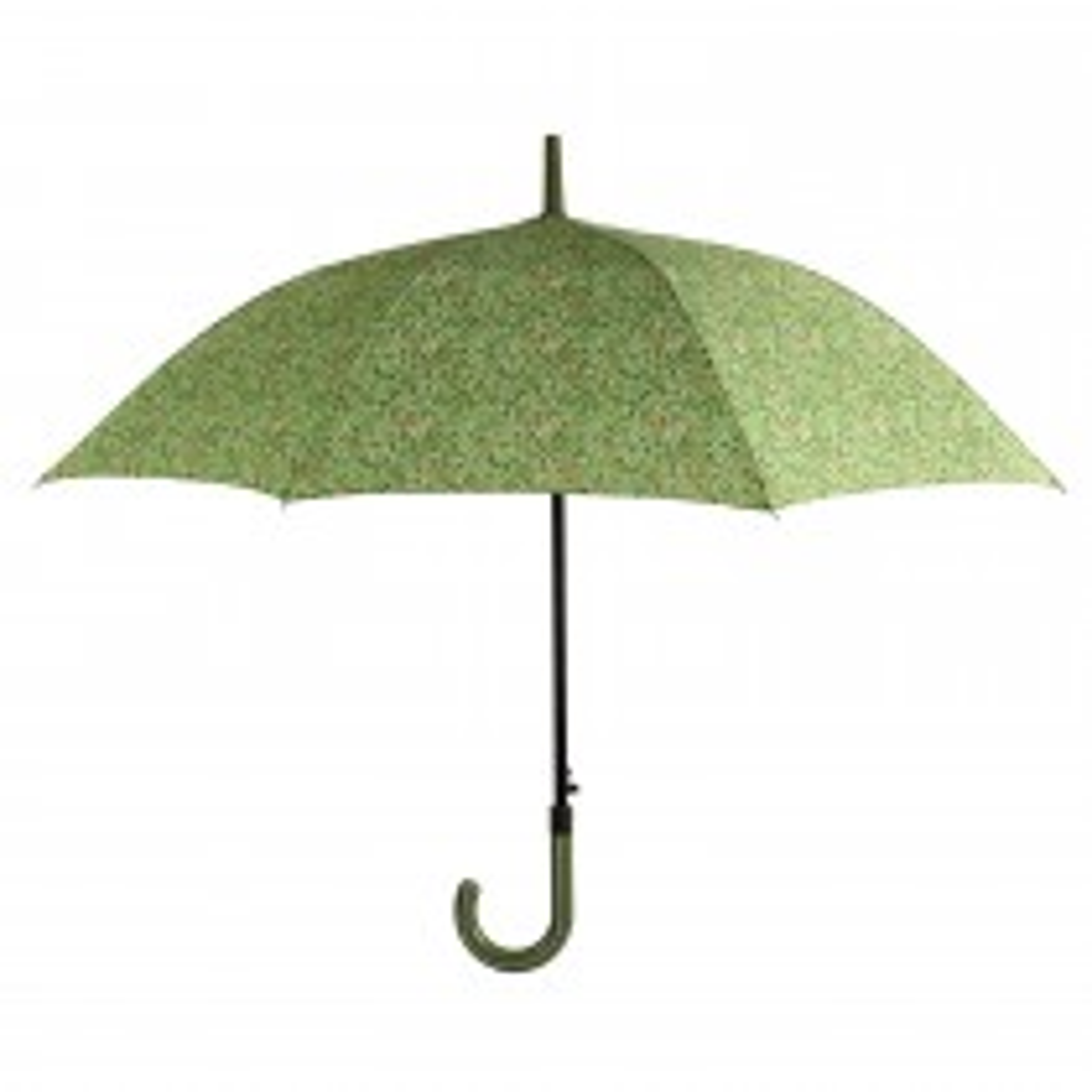 Briers Honeysuckle Stick Umbrella, Green