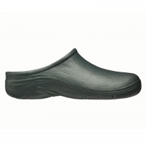 Briers Green Traditional Clogs Size 5, Green