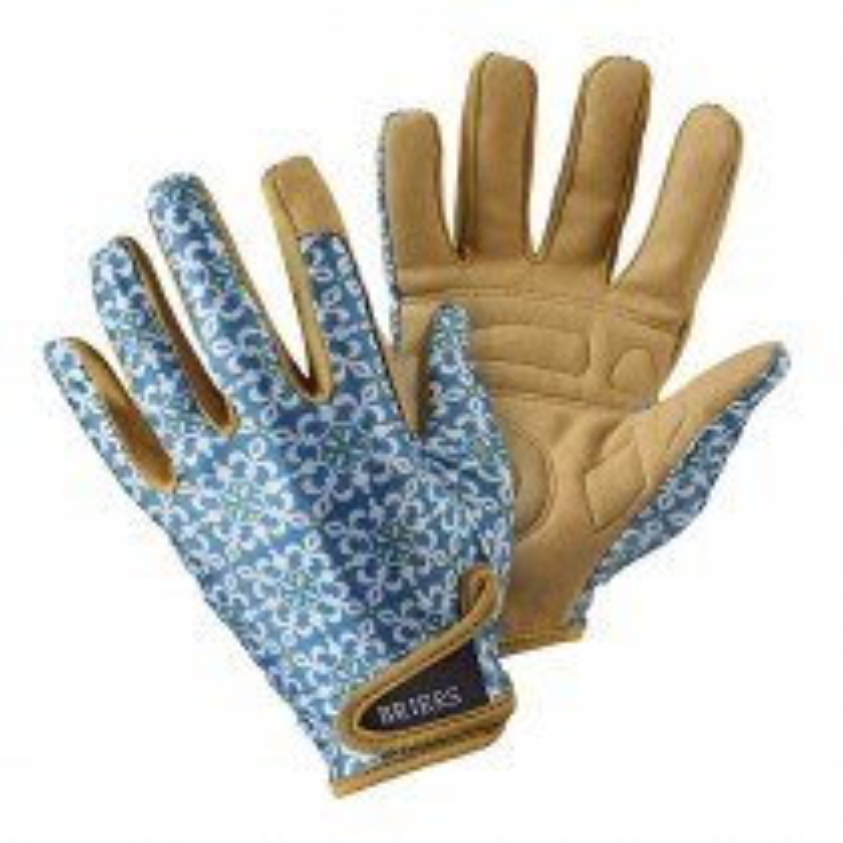 Briers Moroccan Tile Glove, Blue