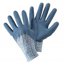 Briers Moroccan Tile Gardener Glove, Blue