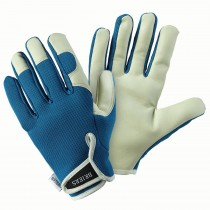 Briers Lady Gardener Glove M, Blue