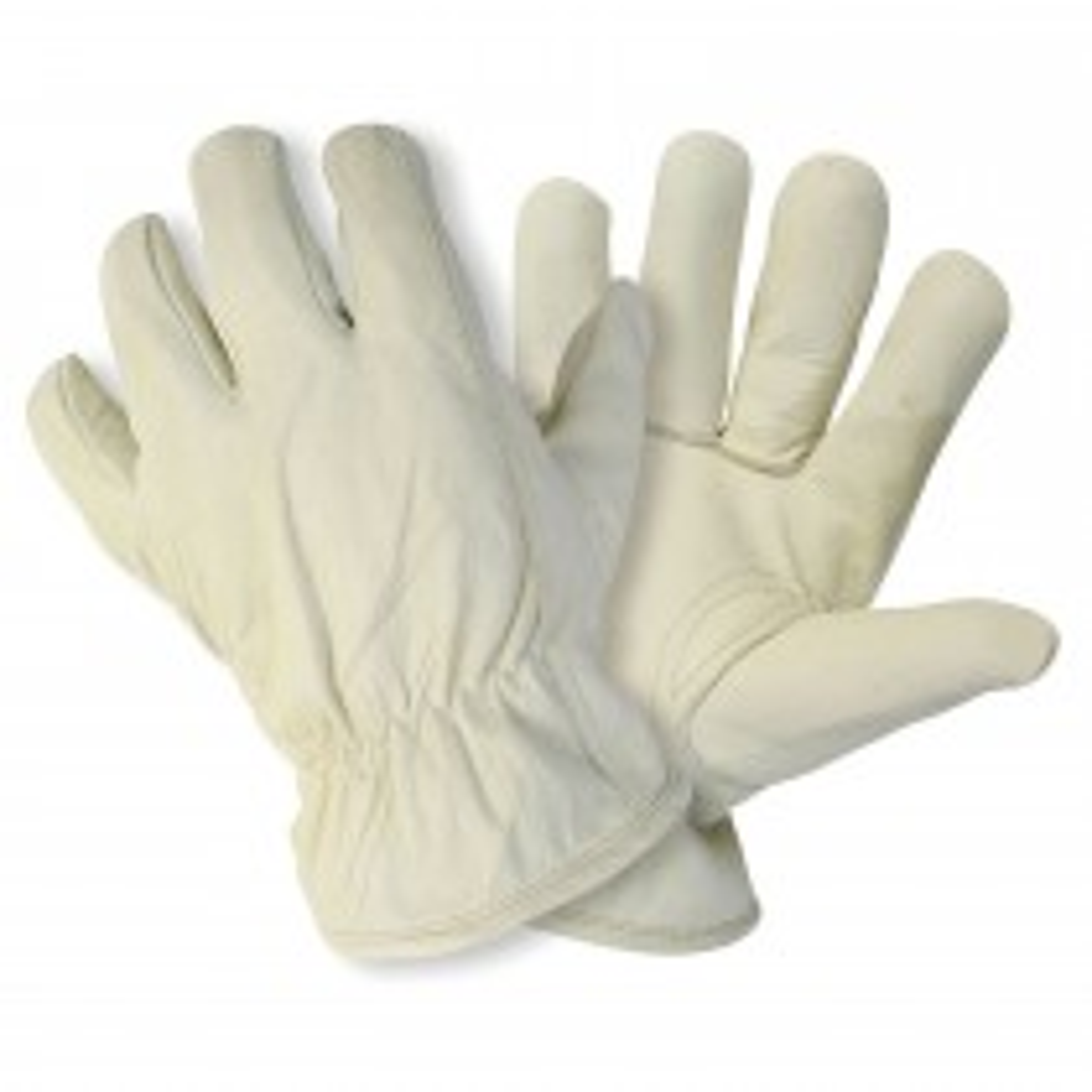 Briers Lined Hide Glove L, Multi