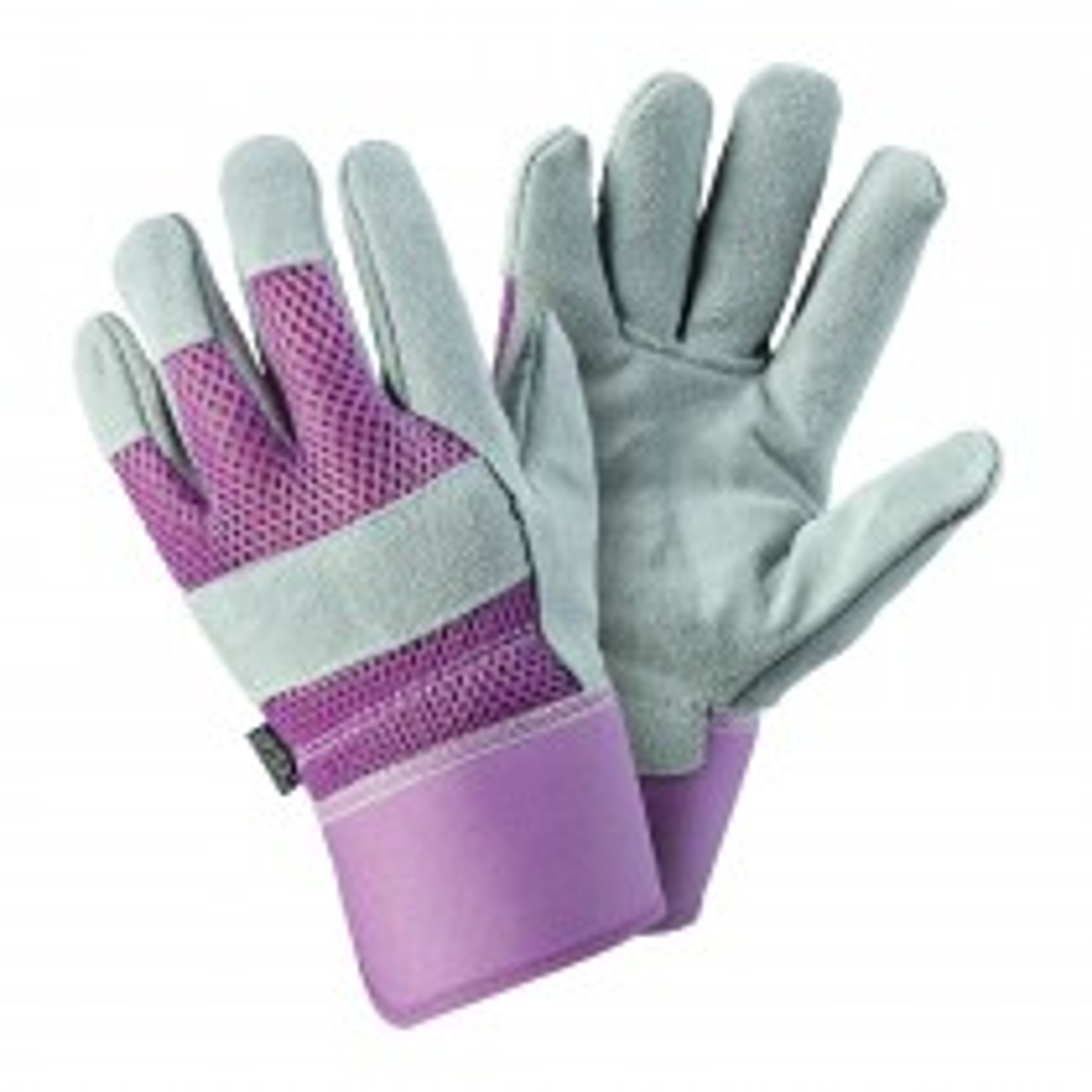Briers Ladies Rigger Glove M, Lavender