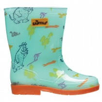 Briers Gruffalo Pvc Childrens Boots Size 6, Multi