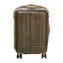 "Casa 20"" Roller Case, 8 Wheel, Bronze"