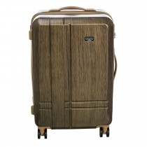 "Casa 24"" Roller Case, 8 Wheel, Bronze"
