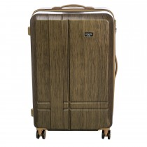 "Casa 28"" Roller Case, 8 Wheel, Bronze"
