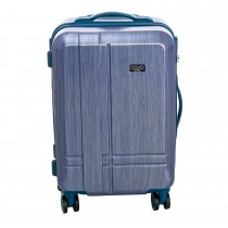 "Casa 20"" Roller Case, 8 Wheel, Petrol Blue"