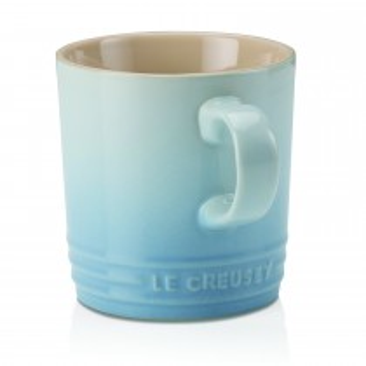 Le Creuset Mug, Coastal Blue