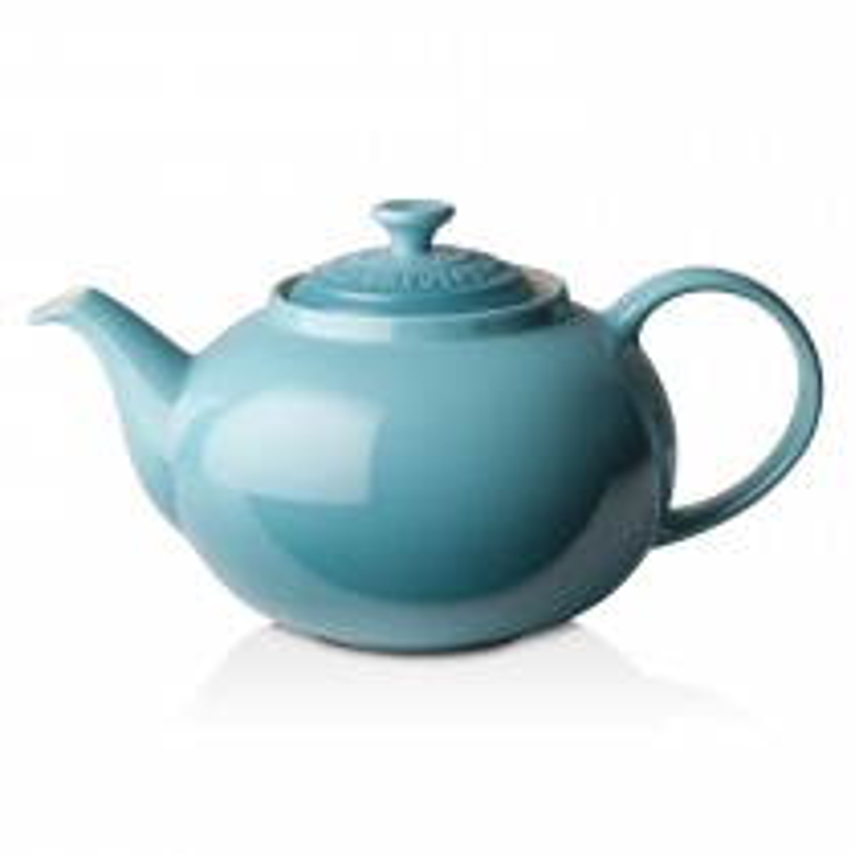 Le Creuset Classic Teapot, Teal