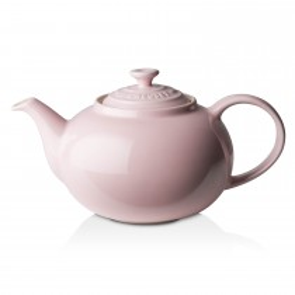Le Creuset Classic Teapot, Chiffon Pink