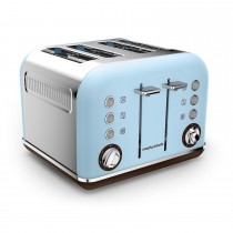 Morphy Richards Accents 4 Slice Toaster Azure