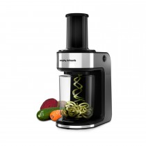 Morphy Richards Spiralizer Express, Black/stainless