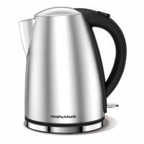 Morphy Richards New Accents Jug Kettle Brushed, Brushed