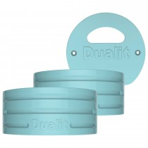 Dualit Architect Kettle Panel, Azure Blue