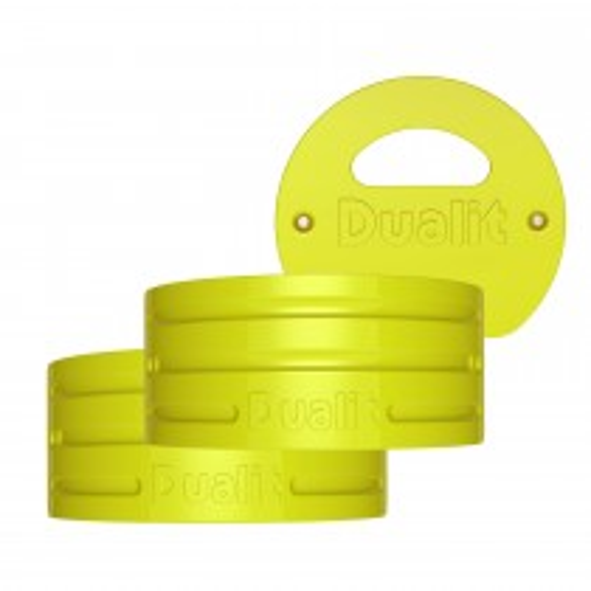 Dualit Architect Kettle Panel, Citrus Yellow