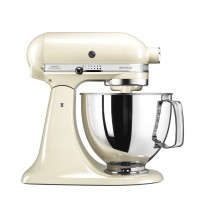 Kitchen Aid Artisan Mixer, Almond Cream