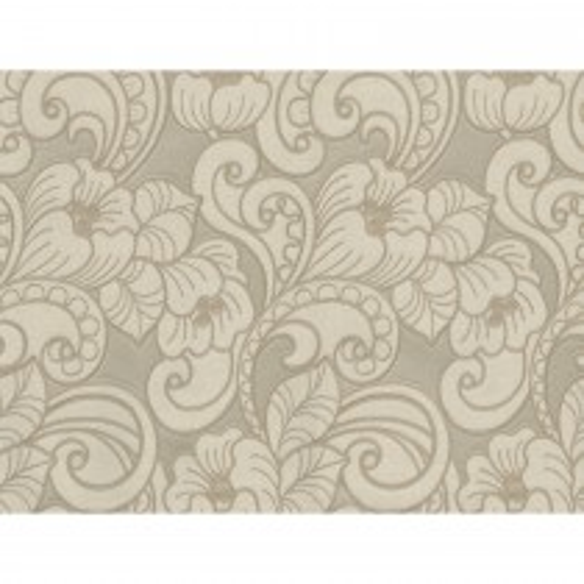 Belgravia Trieste Wallpaper, Latte